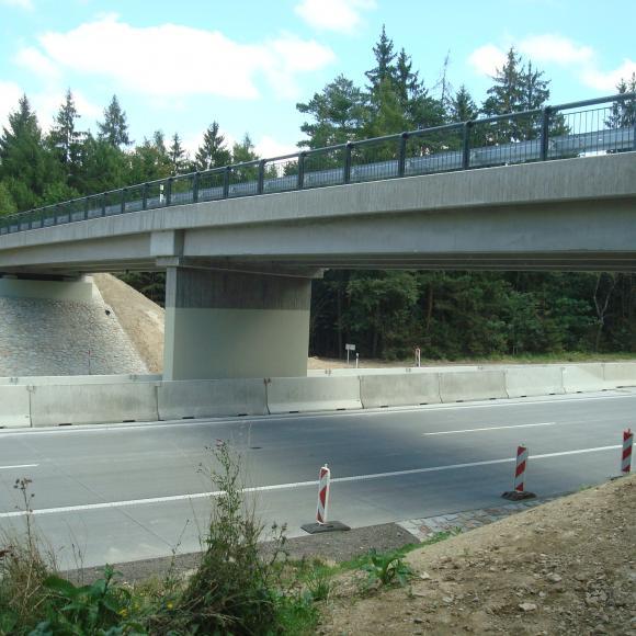 Modernizace D1 - úsek 22 – nadjezd v km 164,5